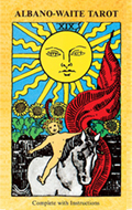 Albano Waite Tarot Cards