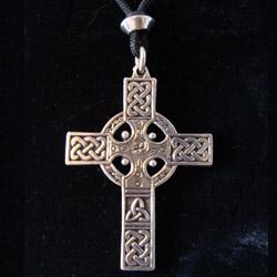 Celtic Cross 1 talisman