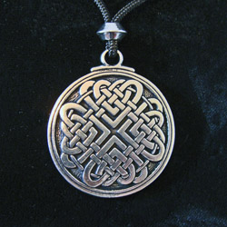 celtic pendants love knot