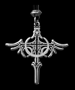crescent moon dragon talisman