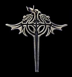 Dracula Cross Talisman