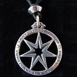 faery star talisman