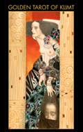 Golden Klimt Tarot