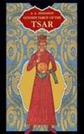 Golden Tarot Of The Tsar Cards