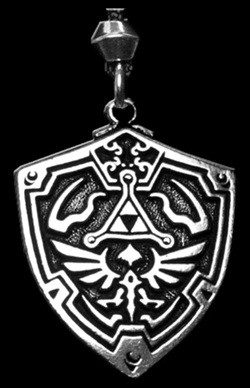 hylinian shield talisman