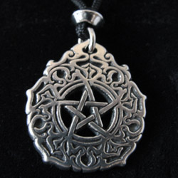 morning star pentacle talisman