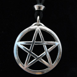 protection pentacle pendant