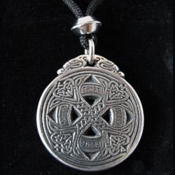 runic love amulet talisman