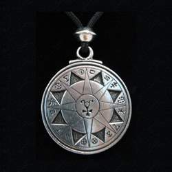 safety in travel pendant