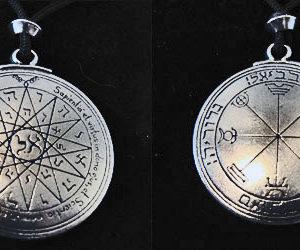 pendant of mercury
