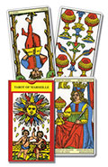Tarot Of Marseilles Cards
