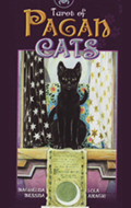Tarot Pagan Cats Cards