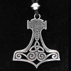 thors hammer large talisman