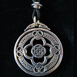 warriors shield talisman