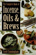 incense oils and brews book