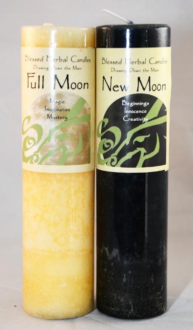 lunar candles