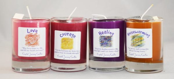 soy votive candles