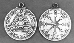 pendant of the sun