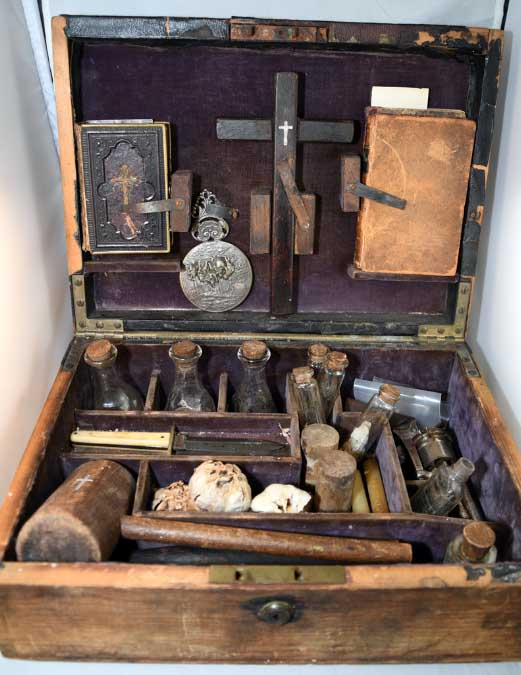 real vampire hunting kit