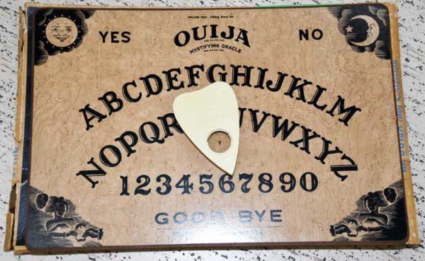 william fuld ouija board