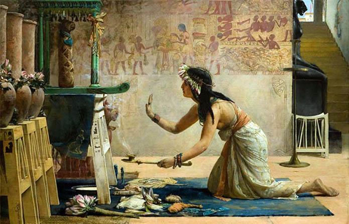 learn egyptian magick